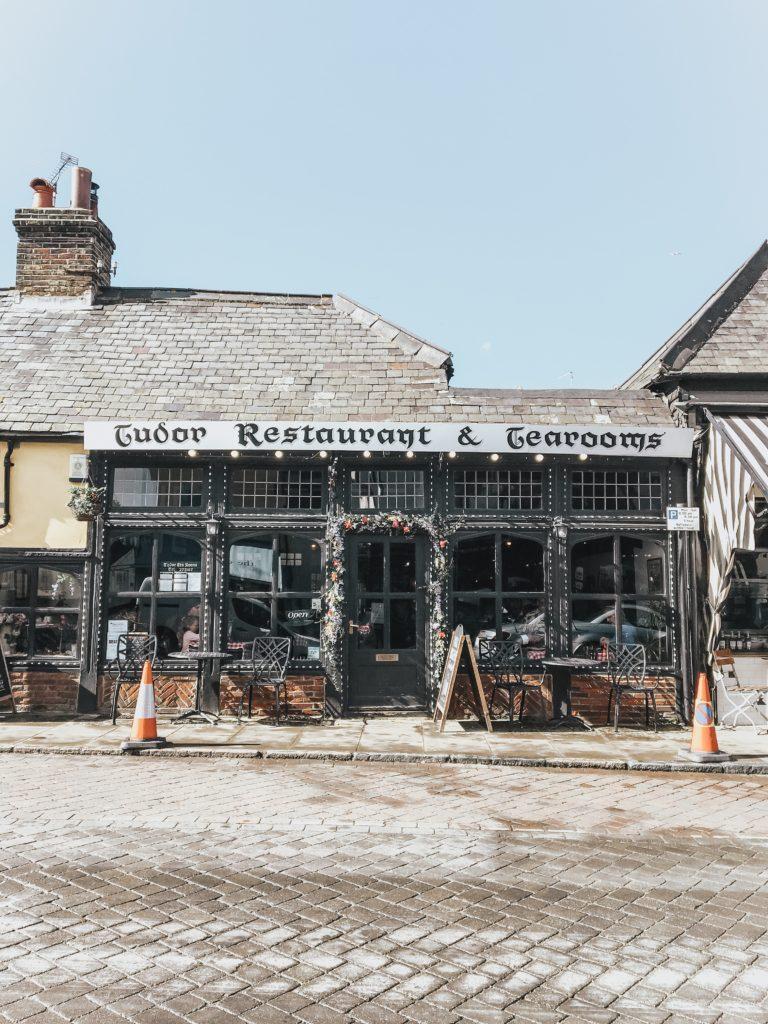 Whitstable high street pub