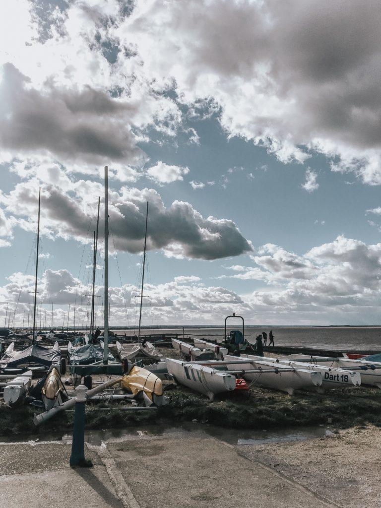 Whitstable docks