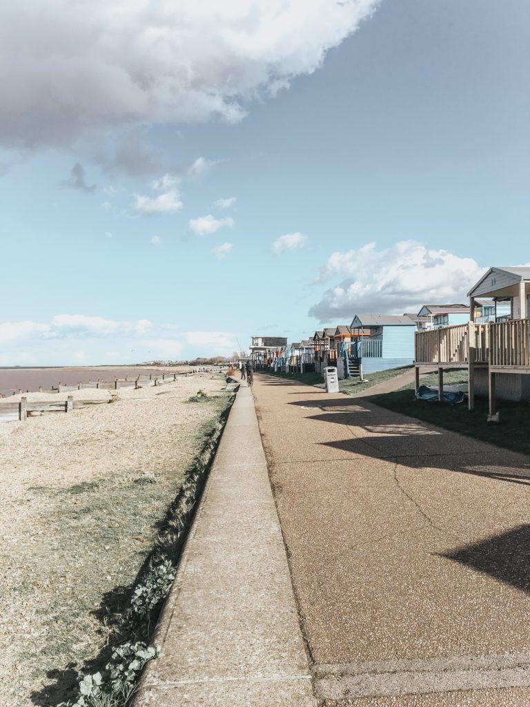 London day trip whitstable beach shack