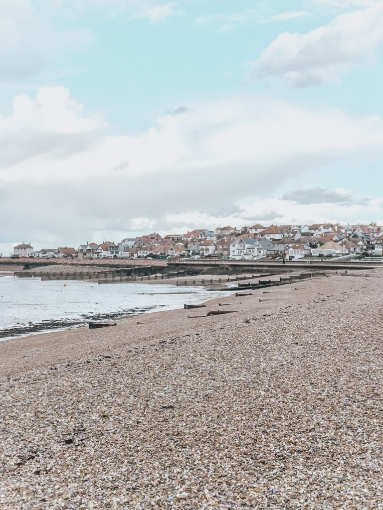 Approach to Herne Bay