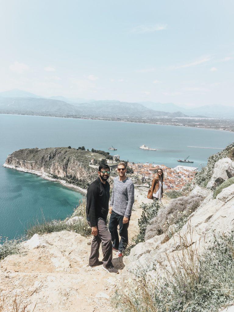 Day trip to Nafplio Athens Greece