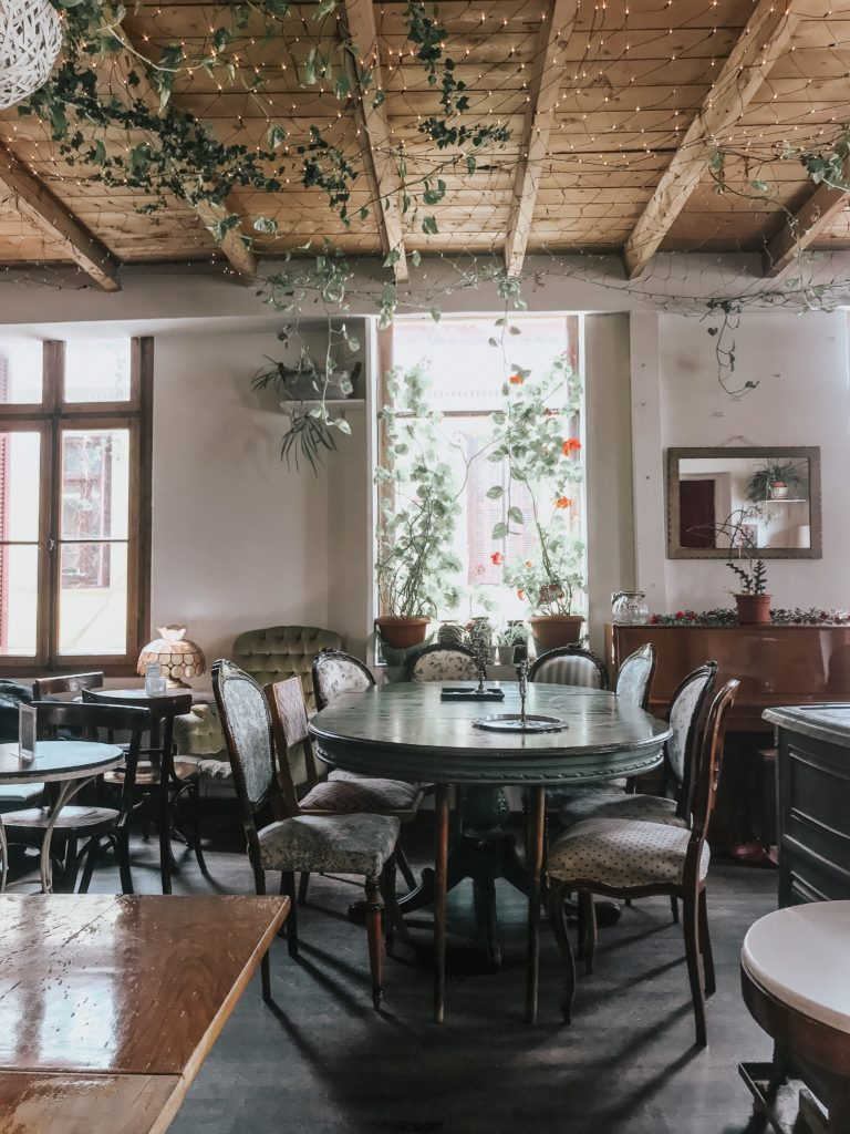 Yiasemi cafe Athens Greece