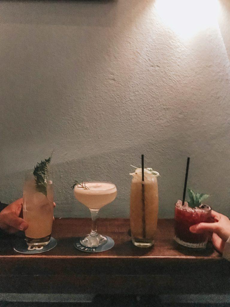 Baba Au Rum, Cocktail bar, Athens Greece