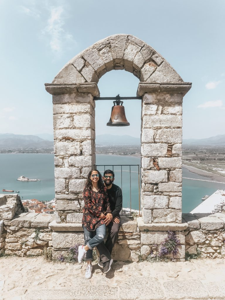 Day trip to Nafpoli Athens Greece