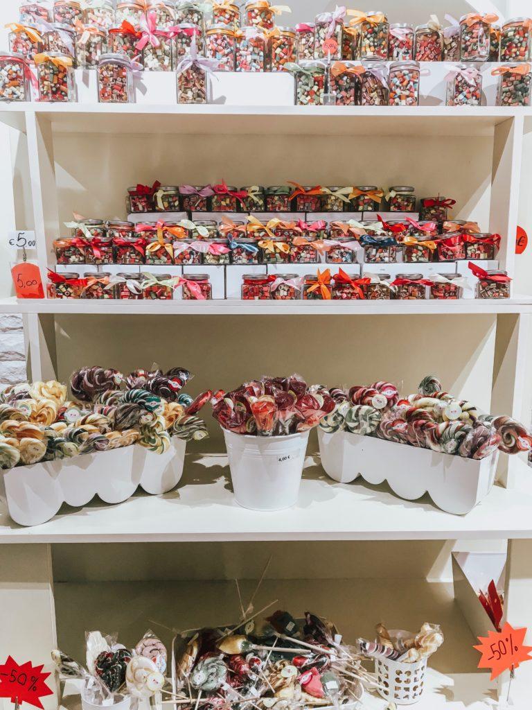 Sweet Shop, Bratislava, Slovakia