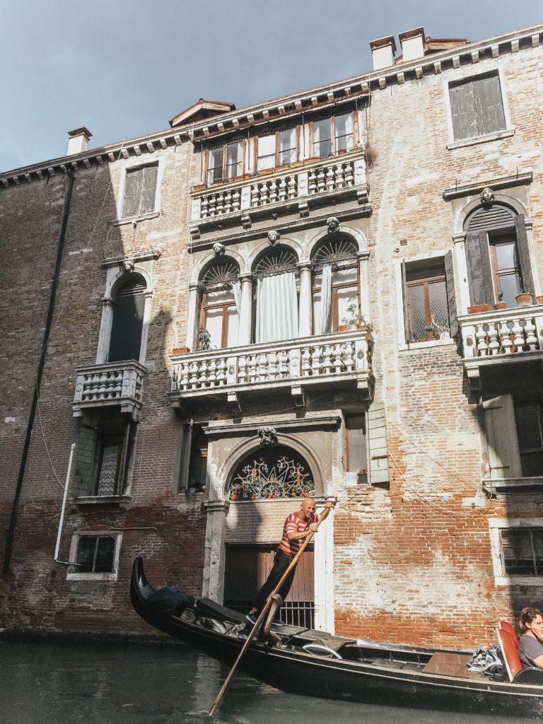 Venice, Italy Gandola
