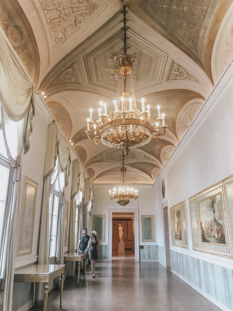 The Correr Museum, the Archaeological Museum and the Biblioteca Marciana, Venice, Italy