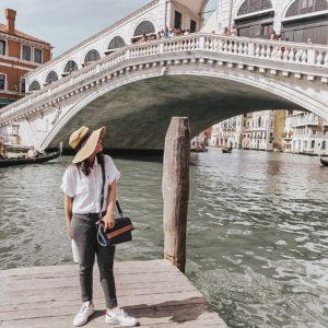 Venice, Italy Rialto Bridge