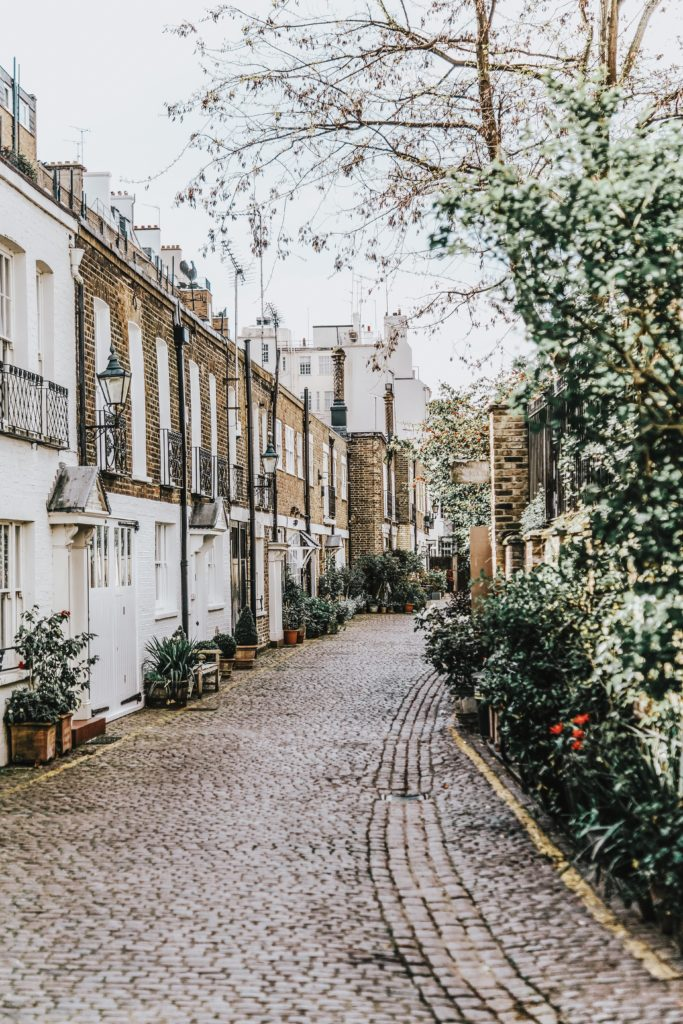 Love living in London