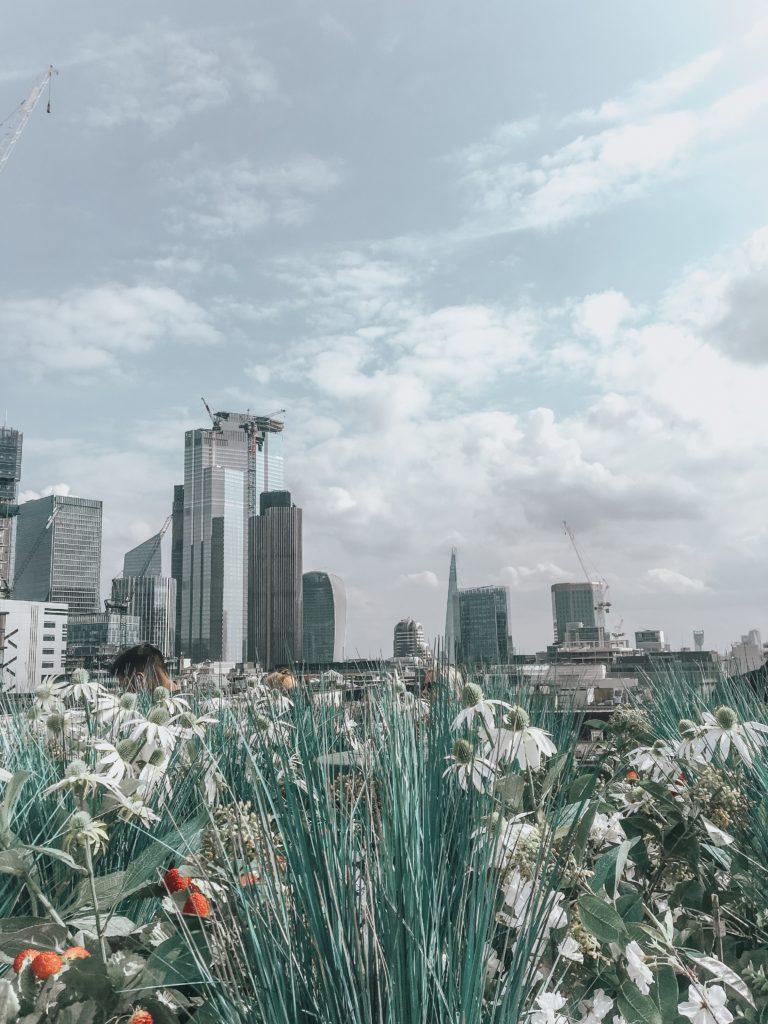Love living in London skyline